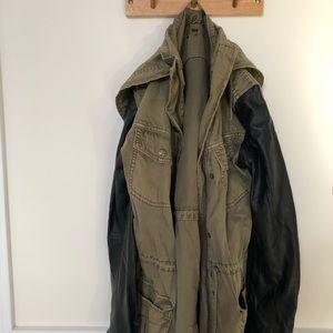 ARITZIA / TALULA Balfour Utility jacket